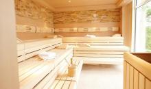 Sauna im Club