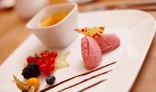 Kulinarische Köstlichkeiten im Restaurant