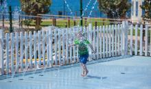 Outdoor Aquapark