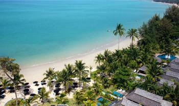 Strand direkt am Robinson Club Khao Lak