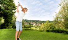 Golfen im Aldiana Ampflwang