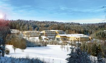 Aldiana Club Ampflwang im Winter