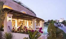 Aussenterrasse Agora Restaurant
