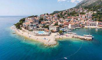 Badebucht Sensimar Makarska