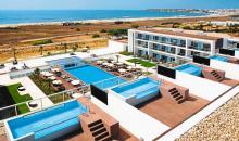 Blick auf Premium Suite Pool