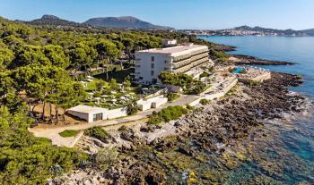 Blick auf Sensimar Aguait Resort