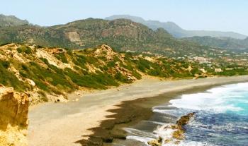 Strand Robinson Club auf Kreta