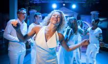 Nightlife im Club Cabo Verde