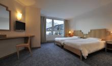 Zimmer im Club Med St. Moritz Roi de Soleil