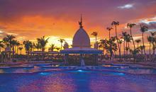 RIU Palace Aruba abends