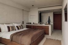 Moderne Zimmereinrichtung