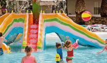 Aquapark für Kinder