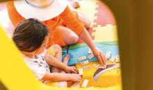 Kinderbereich SuneoPlay