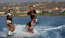Wassersport im Robinson Club Cyprus