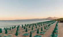 Strand Sardiniens