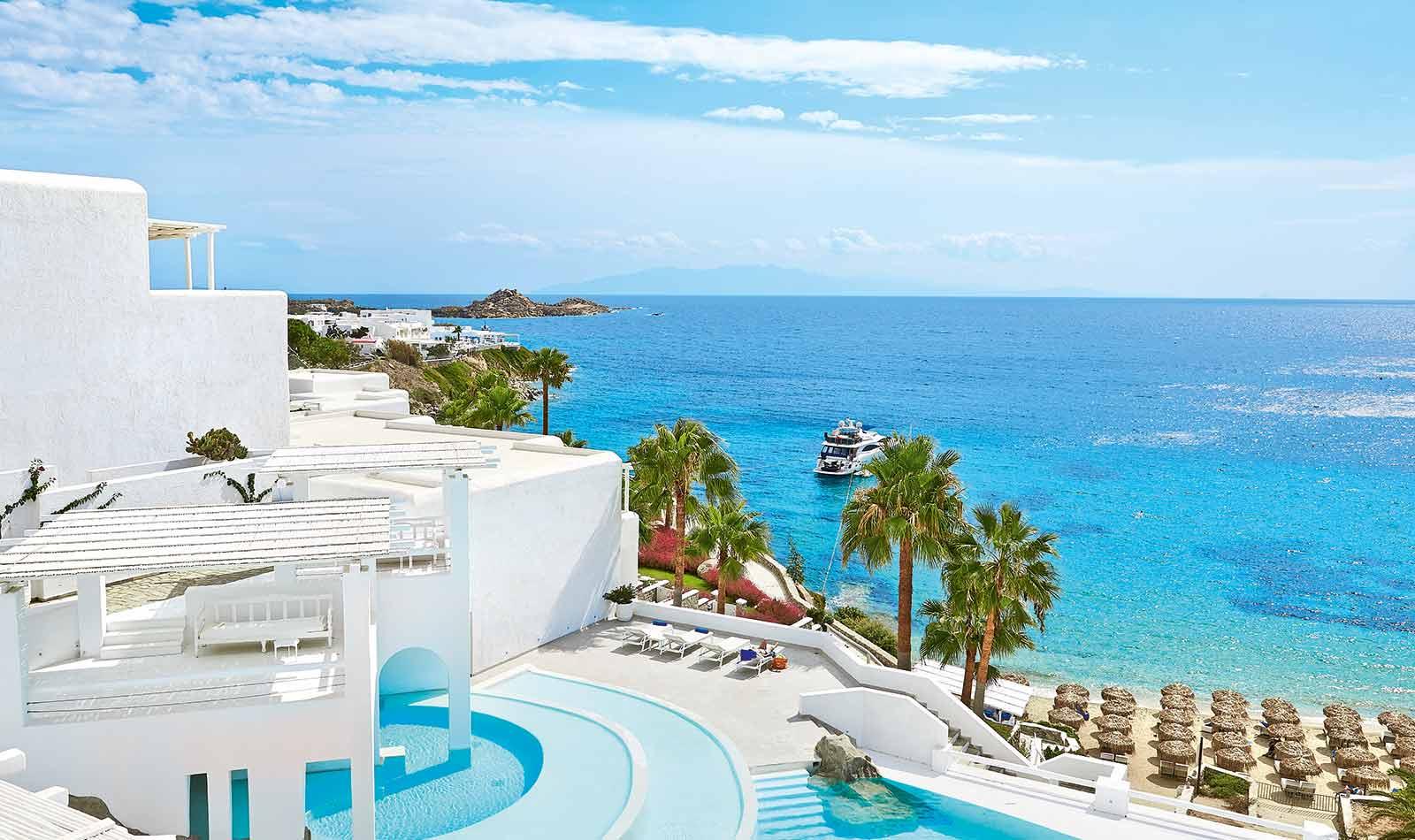 Mykonos Beach Hotel Mykonos Greece