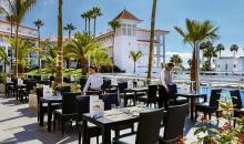 Terrasse Hauptrestaurant
