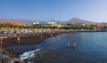 Strand am RIU Palace Tenerife