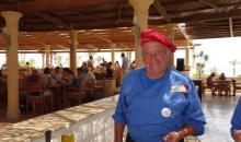 Mitarbeiter im Robinson Club Horst
