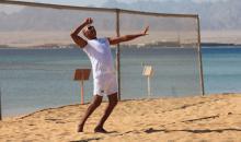 Beachvolleyball im Robinson