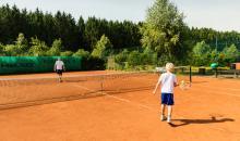Tennis gefällig?