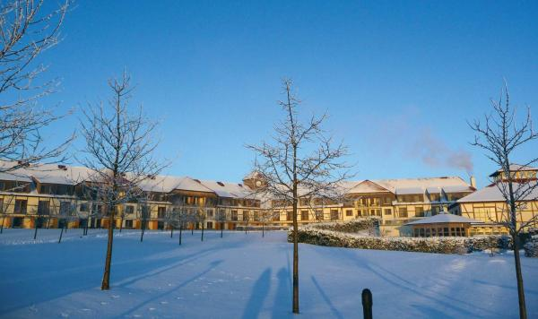 Robinson Club Fleesensee im Winter