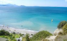 strahlendes Wasser in Griechenland