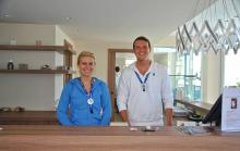 Wellness Team im Robinson Club