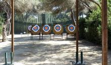 Anlage für Bogensport