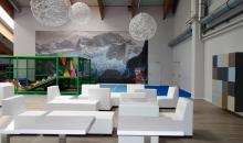 Lounge im Robyland