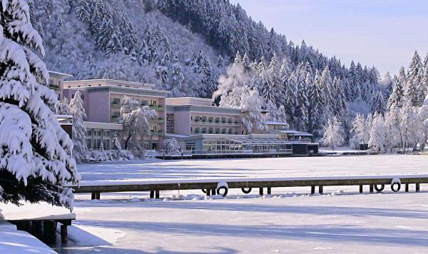 Robinson Club Landskron im Winter