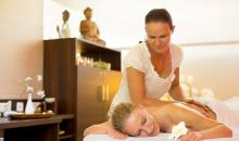 Enspannung bei Massage