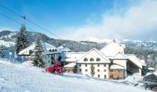 Robinson Club Schlanitzen Alm im Winter