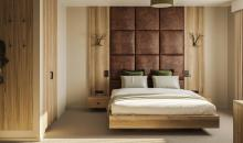 Schlafzimmer im Club