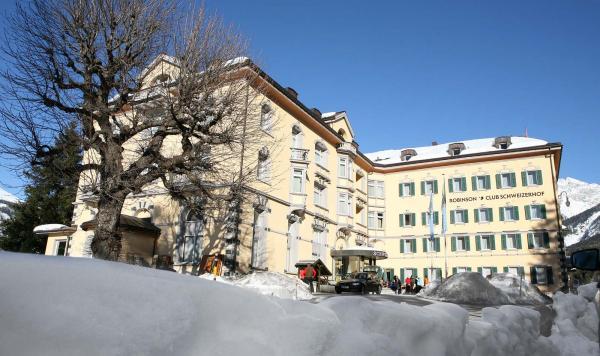 Robinson Club Schweizerhof im Winter