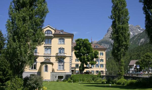 Robinson Club Schweizerhof im Grünen