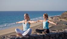 Yoga im Cluburlaub
