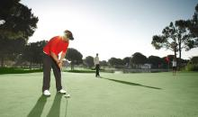 Clubeigener Golfplatz