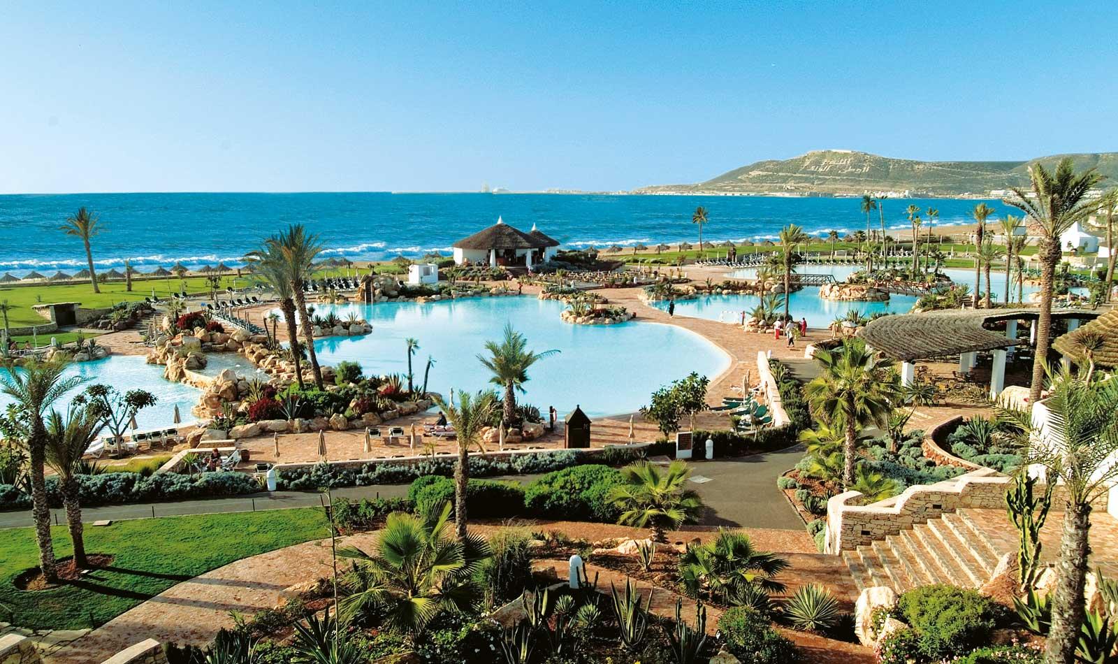 Hotel Agadir Beach Club Agadir Maroc