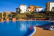 Hotel- Anlage mit Pool