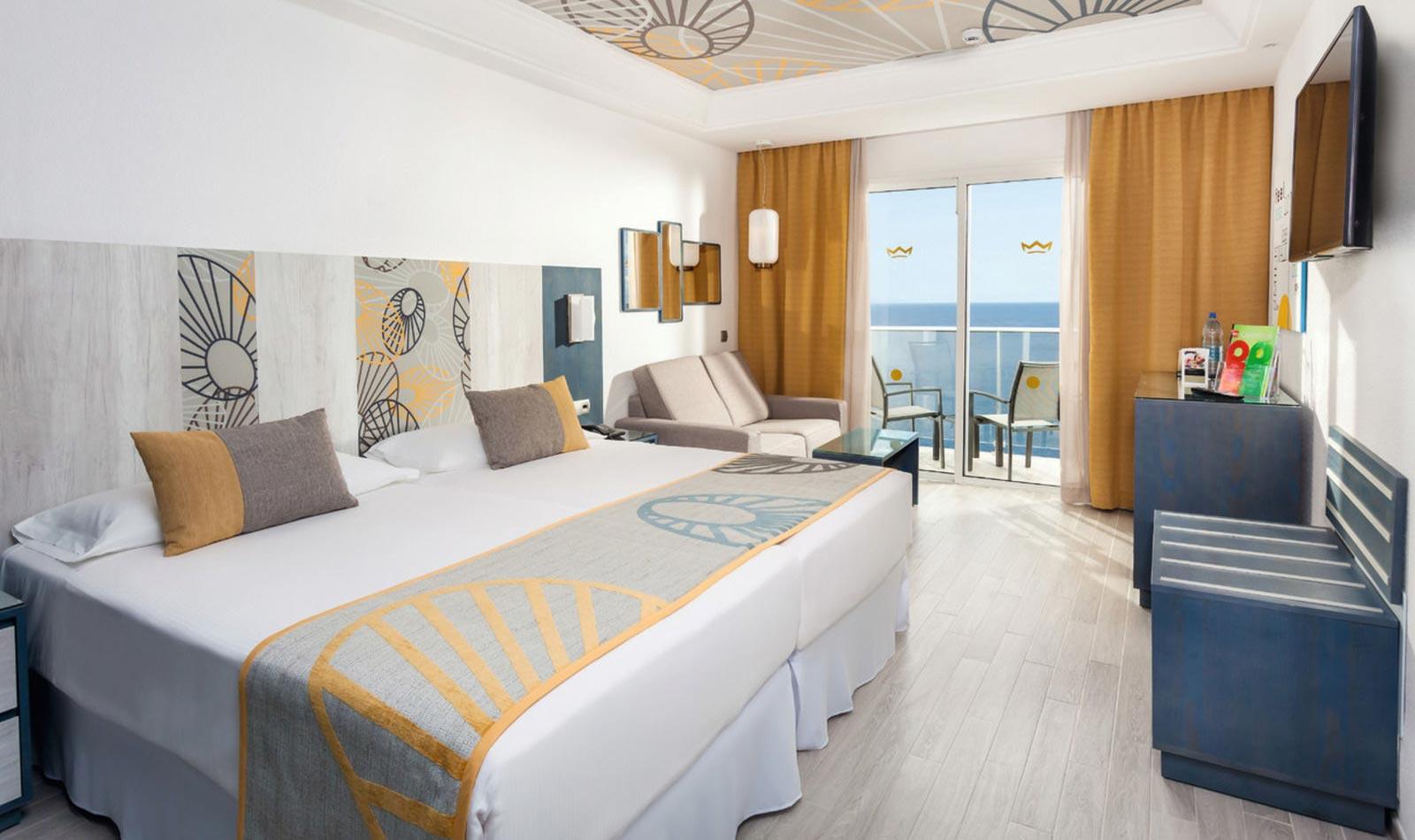 Riu clubhotel vistamar bei for Moderne hotels kanaren
