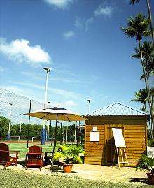 Tennispl�tze