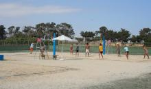 Beachvolleyball Zypern