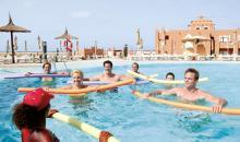 Aquagymnastik im Cluburlaub