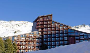 Club Med Arcs Extreme im Schnee
