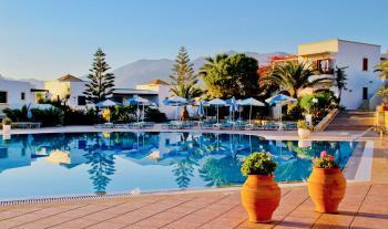 Pool und Clubanlage