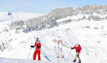 Ski fahren
