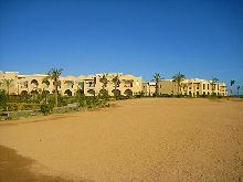 breiter Sandstrand