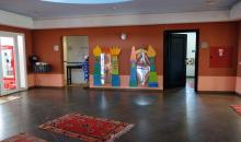 Eingang zum Kinderbereich