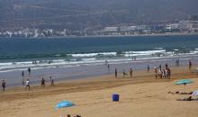 Strand im Robinson Club Agadir